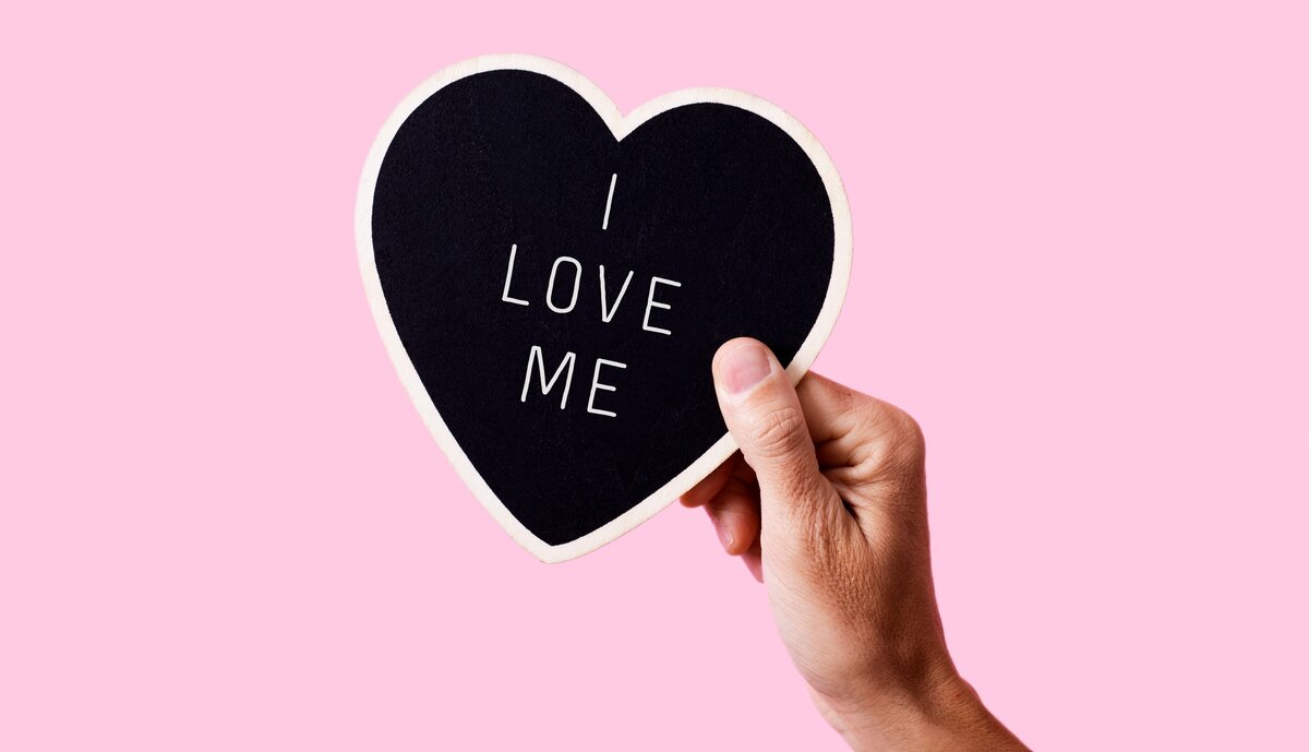 Self love helps in Addiction Recovery